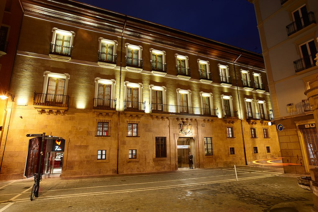 Hotel Palacio Guendulain, Pamplona | ©Hotel Palacio Guendulain