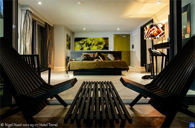 Hotel Terral | © Nigel Hunt