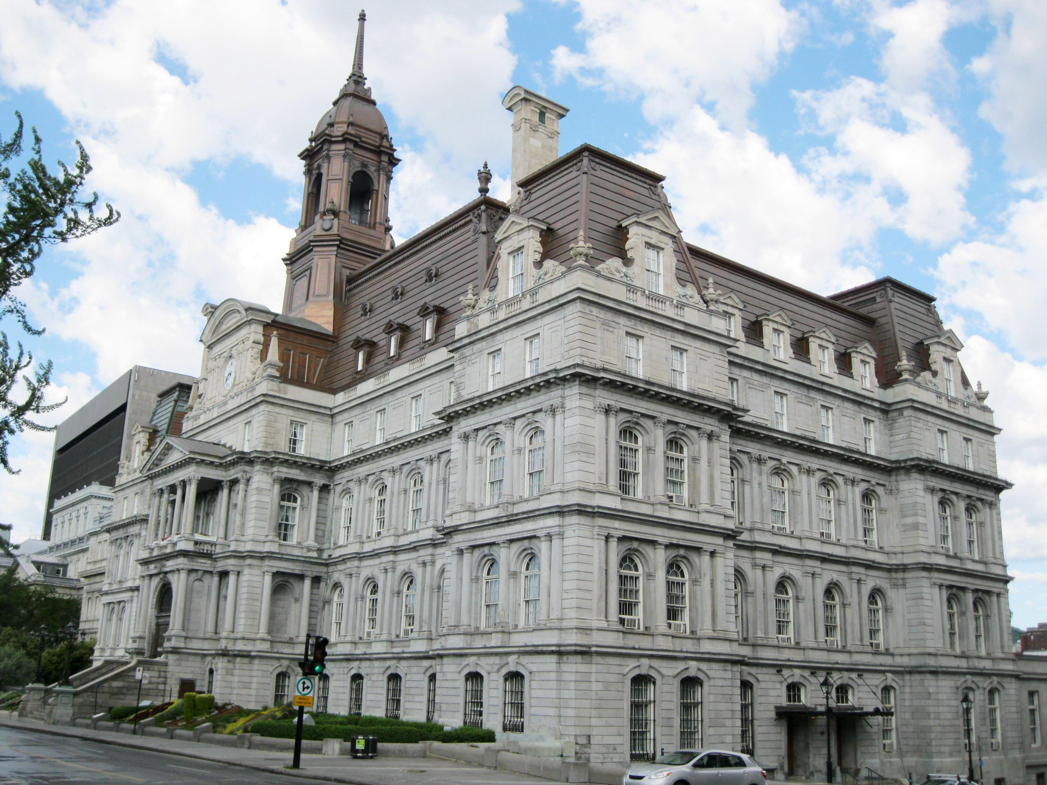 Famous Buildings In Quebec City