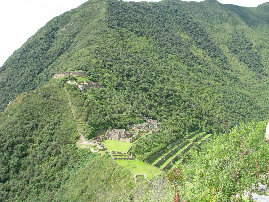 Choquequirao | © Bryan Dougherty/Flickr