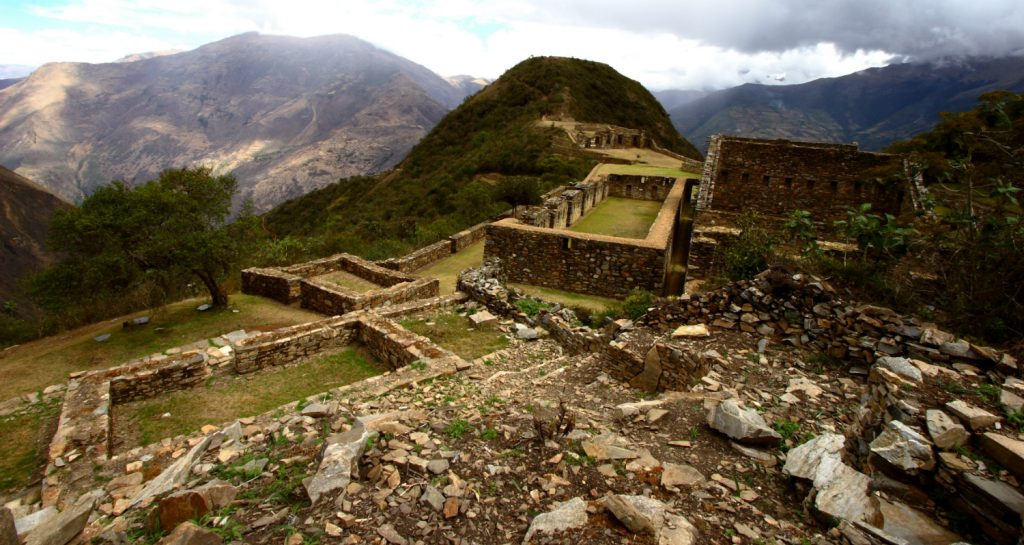 Choquequirao, Peru | © Mark Rowland/Flickr
