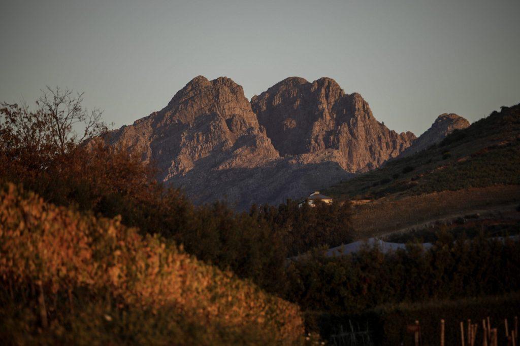 Sunset over Stellenbosch | © Rhino Africa