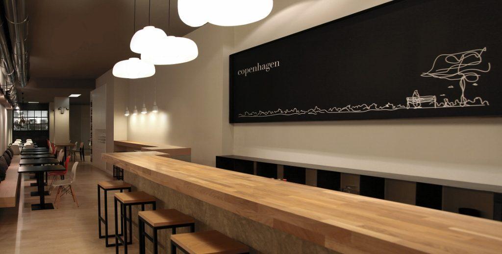 Copenhagen restaurant, Valencia | Photo courtesy of Copenhagen