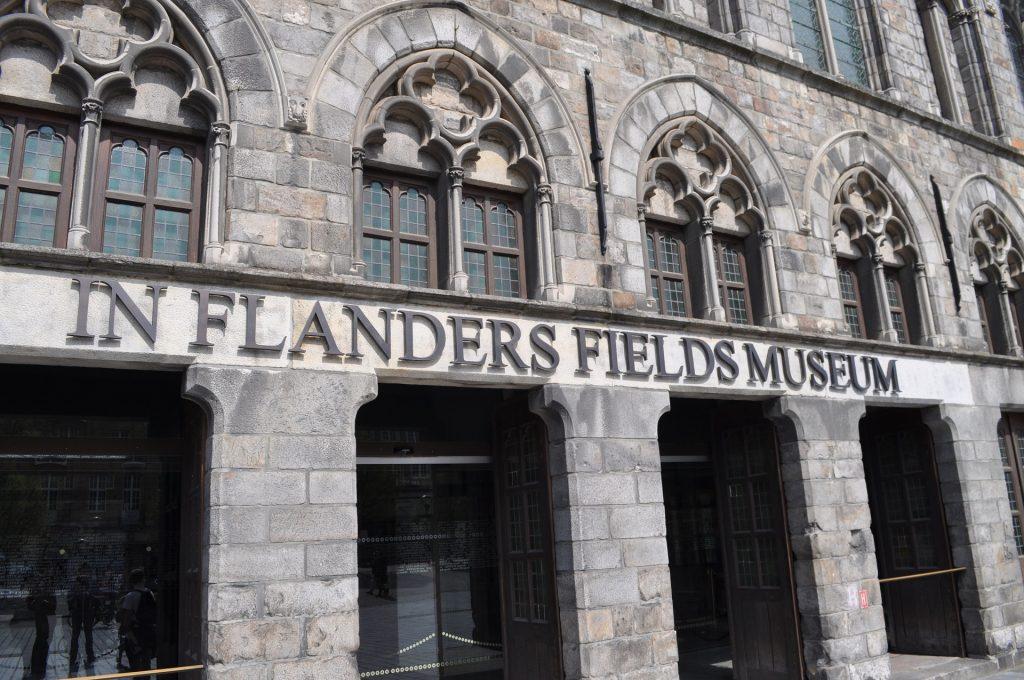 In Flanders Fields museum | public domain / Pixabay