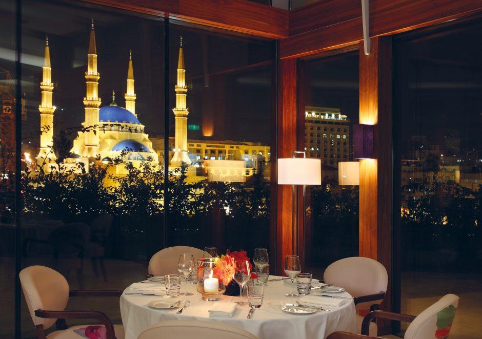 The best restaurants in downtown beirut lebanon