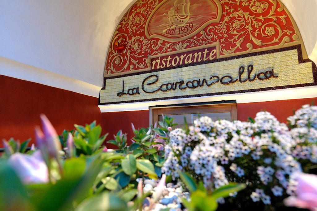 Courtesy Ristorante La Caravella