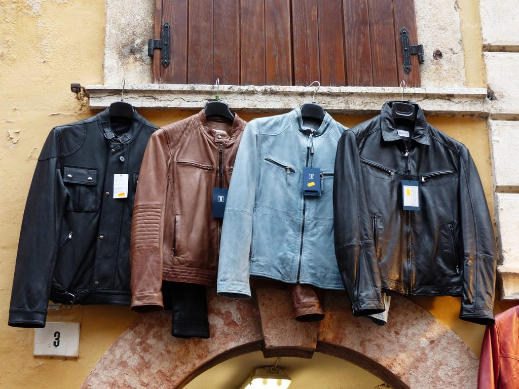 Leather Jackets | © Hans / Pixabay