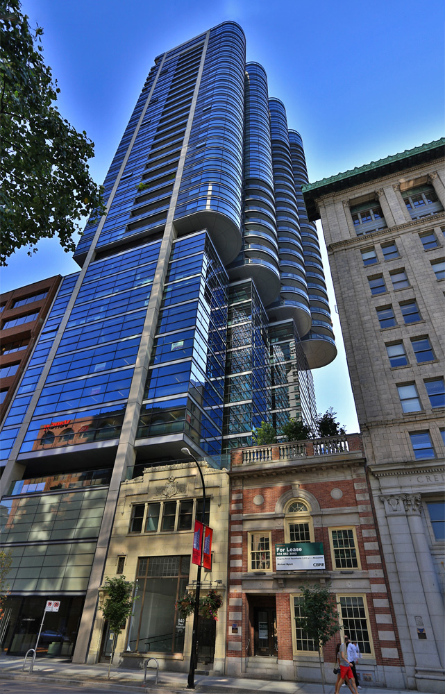 A Tour Of Vancouver S Modernist Architectural Landmarks