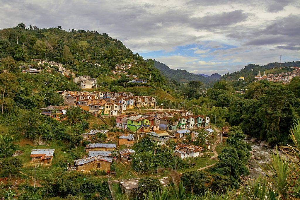 Jardin, Colombia | © Pedro Szekely / Flickr