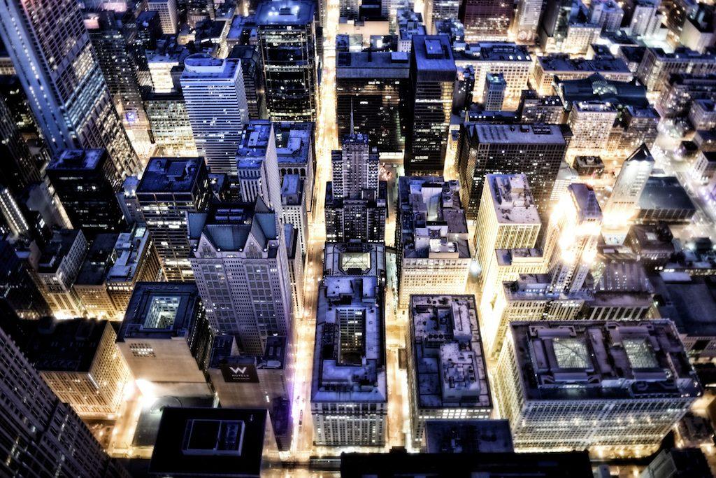 Looking down on the Loop   © Jesse Collins/Unsplash