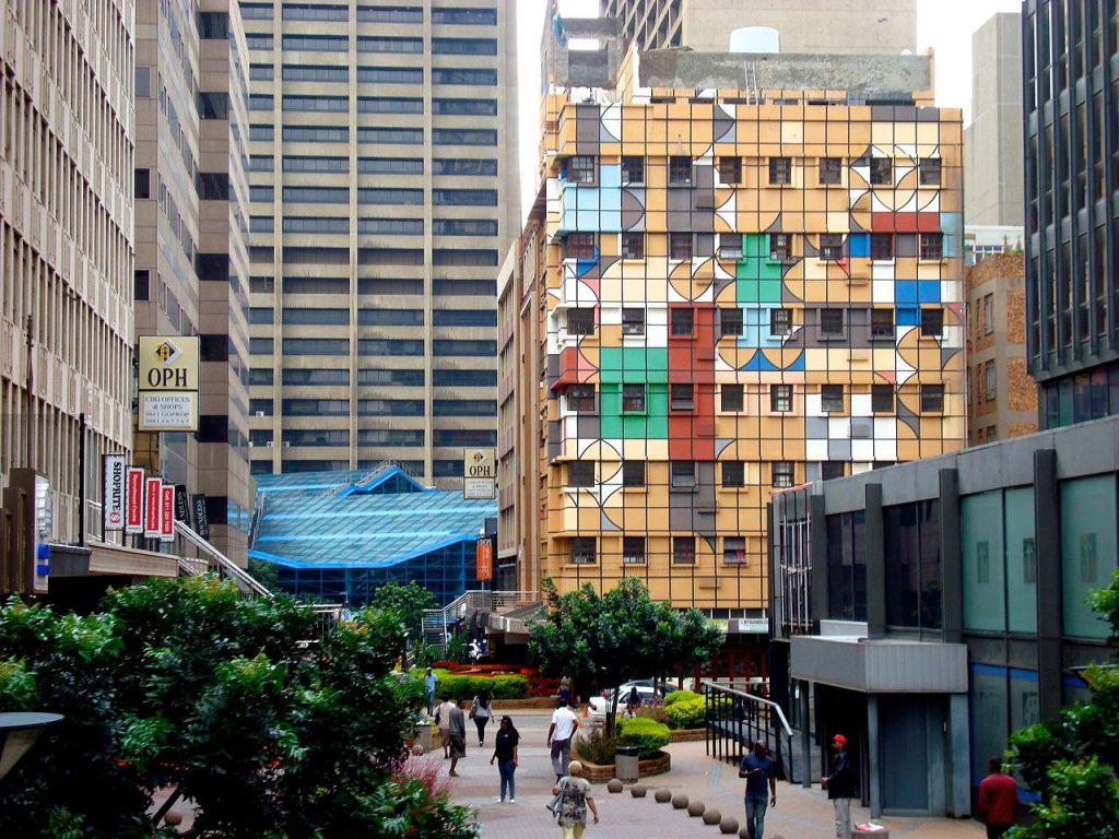 Kago Kay Motsepe Building