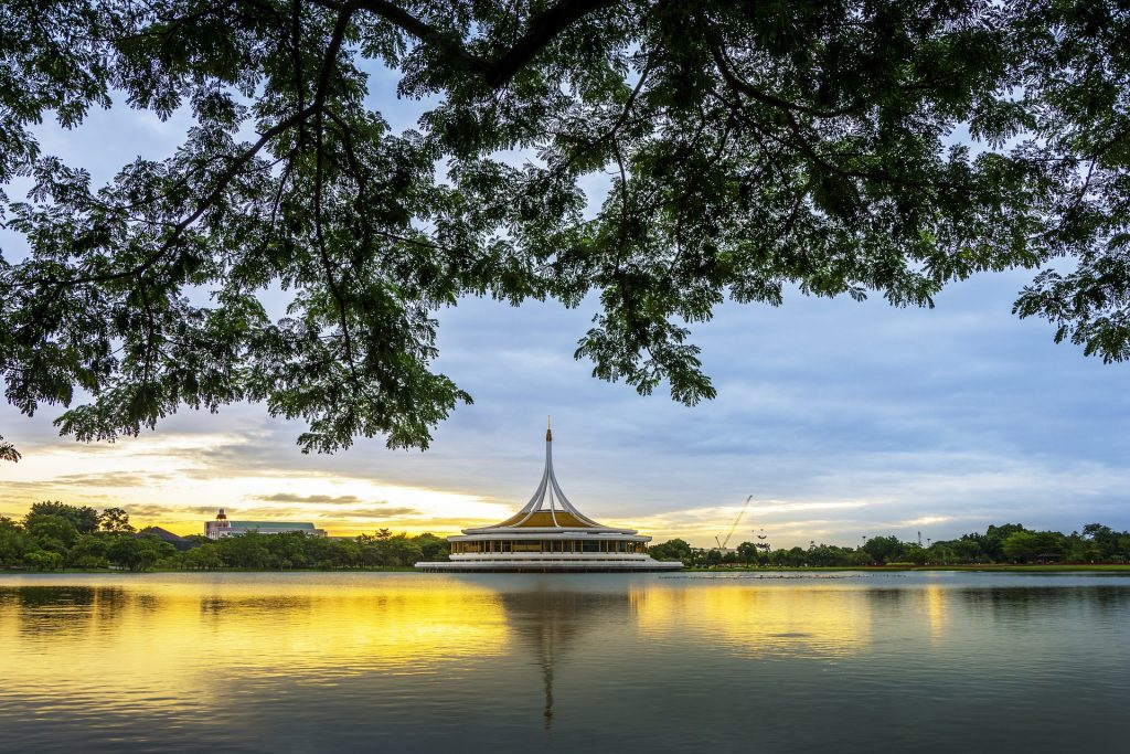 Kingdom Hall, King Rama IX Park, Bangkok | © lertnapa/Pixabay