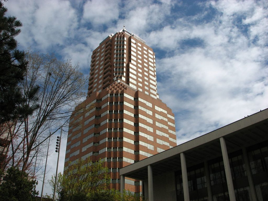 KOIN Center – Portland, Oregon   © MB298/Wikimedia