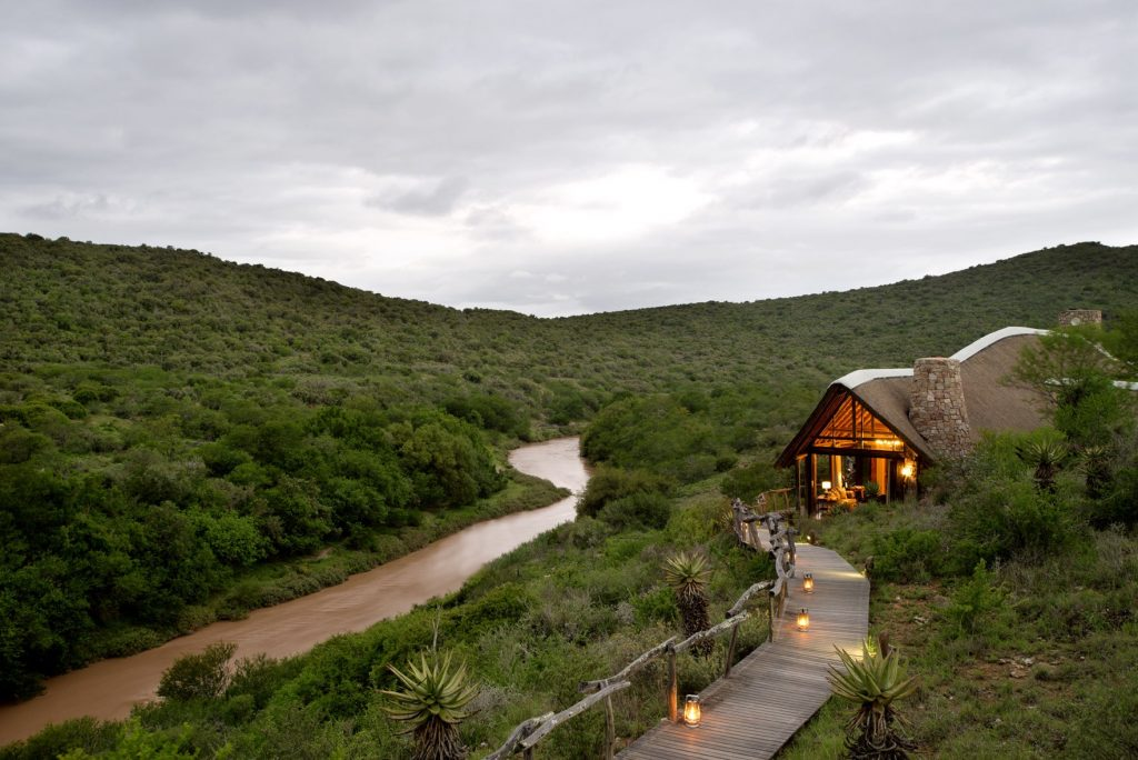 Great Fish River Lodge, Kwandwe | © Rhino Africa