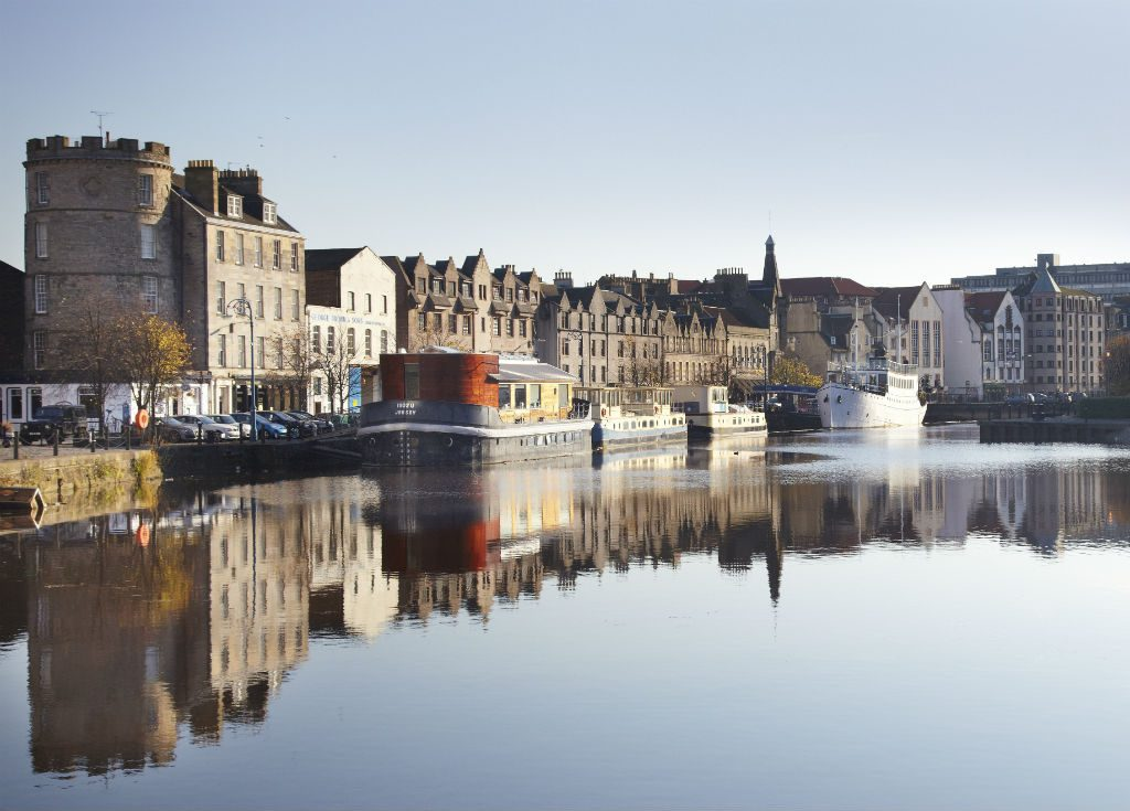 Leith | Courtesy Of Restaurant Martin WIshart