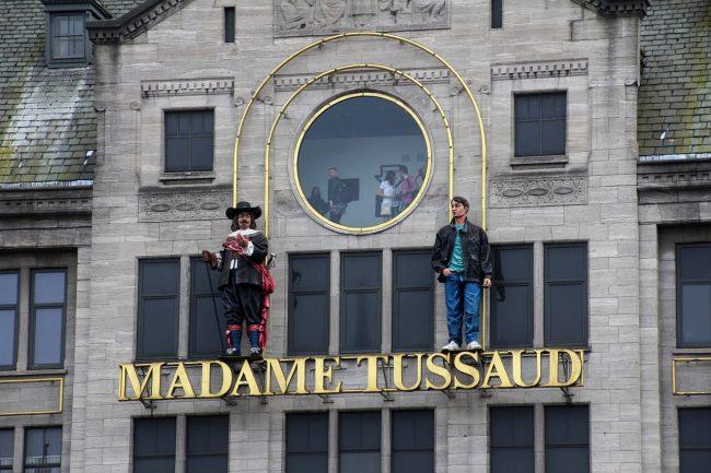 Madame Tussards