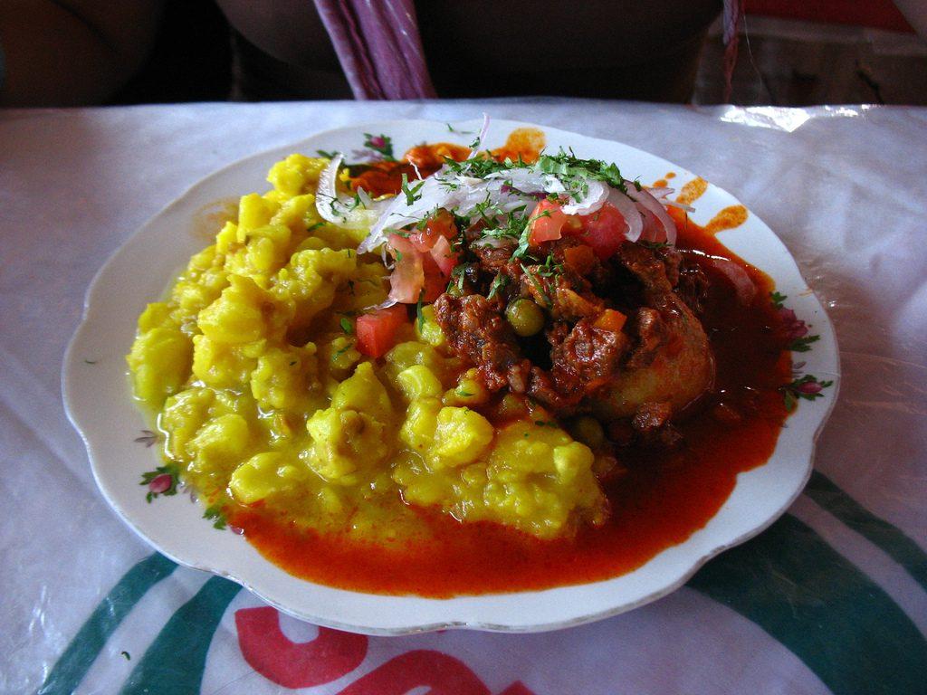 Bolivian dish | © Cristian Ordenes/Flickr