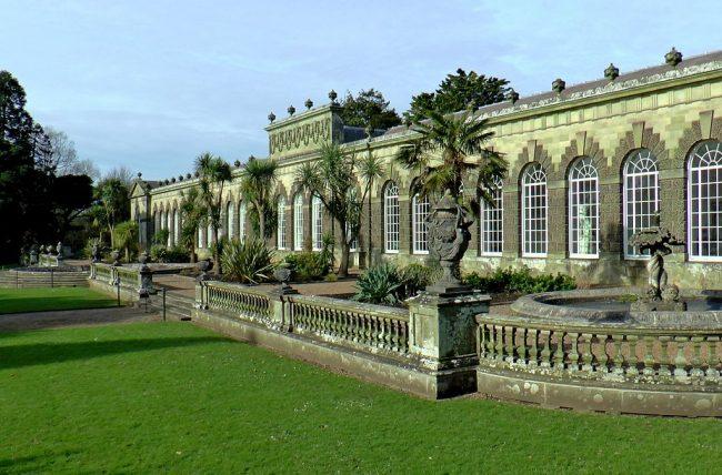 Margam Park Orangery. Credit: Robin Leicester