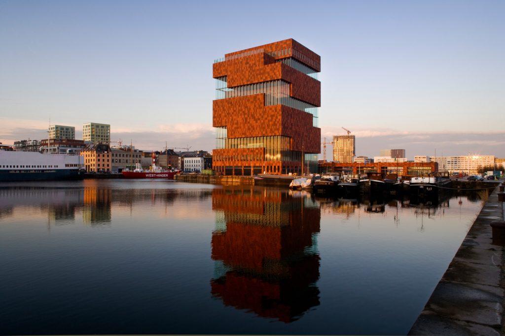 MAS Museum | © Sarah Blee | Neutelings Riedijk Architecten / Visit Antwerp