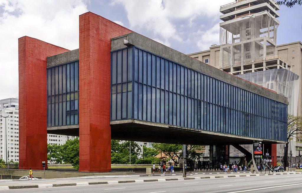 MASP in Sao Paulo |© The Photographer/WikiCommons