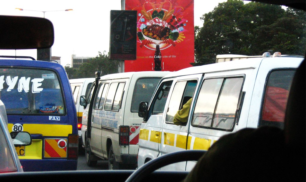 Nairobi traffic | © Meaduva/Flickr
