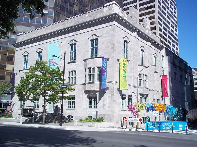 The McCord Museum | © Jeangagnon / Wikimedia Commons