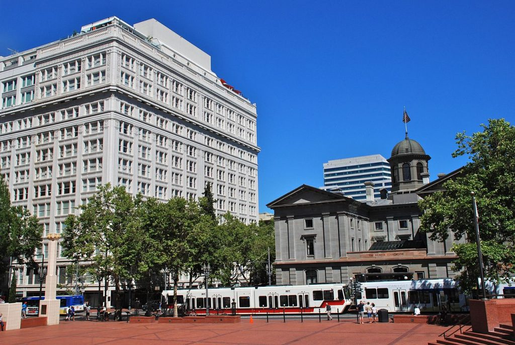 A Tour Of Portland Oregon S Architectural Landmarks