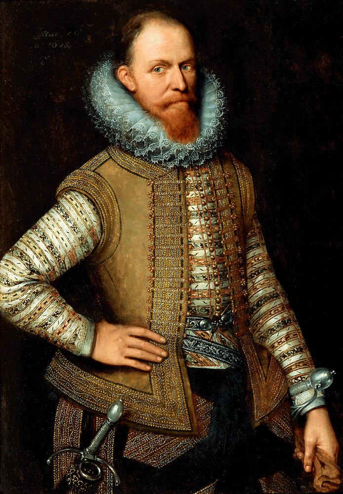 Maurits van Nassau | © Michiel Jansz van Mierevelt/WikiCommons