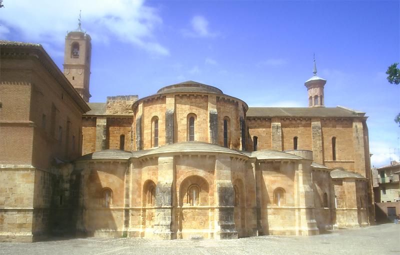 Monasterio de Fitero, Navarra | ©Norberak egina / Wikimedia Commons