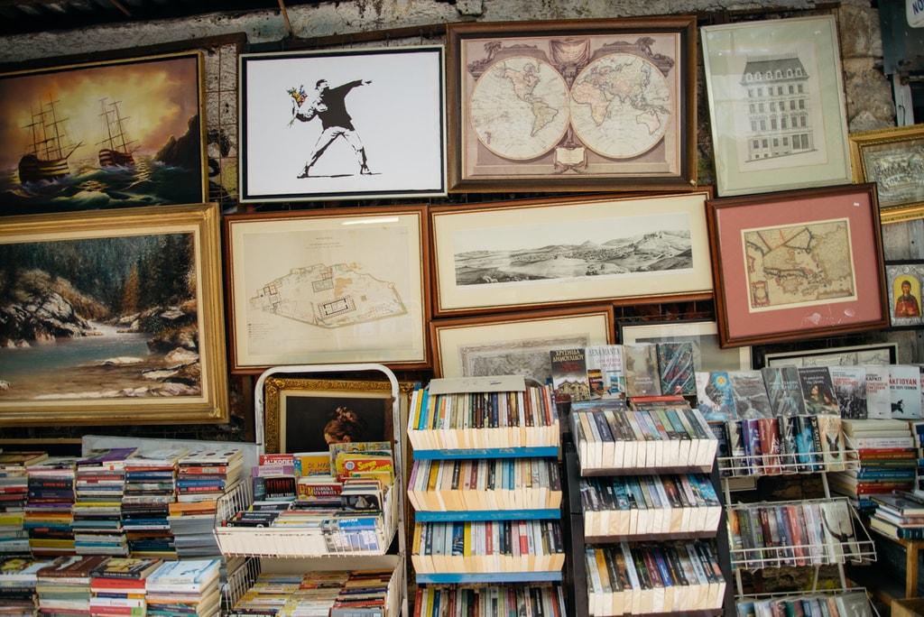 Monastiraki Flea Market00007