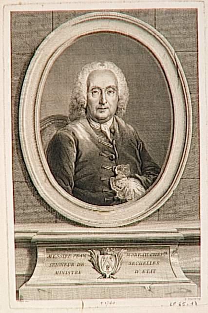 Jean Moreau de Séchelles | © Louis-Simon Lempereur/WikiCommons