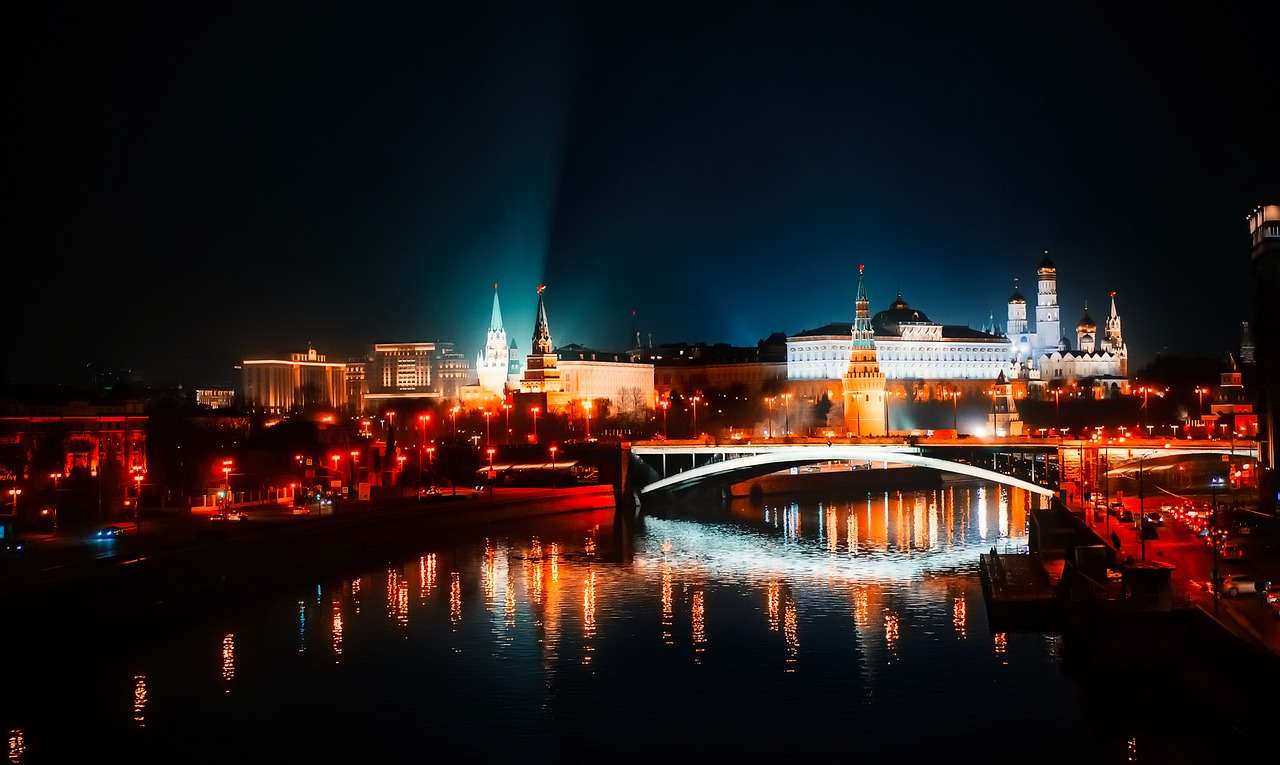 Night of museums in Moscow 88
