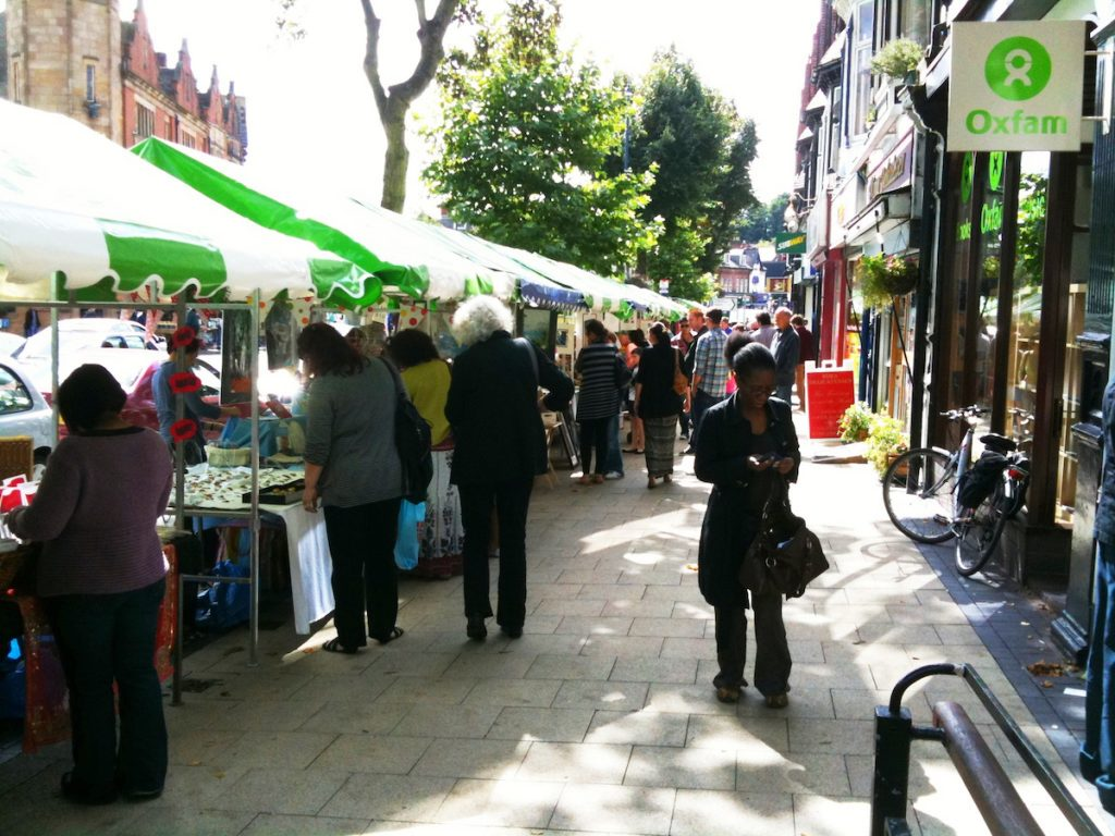 Moseley Farmers' Market | © bongo vongo/Flickr