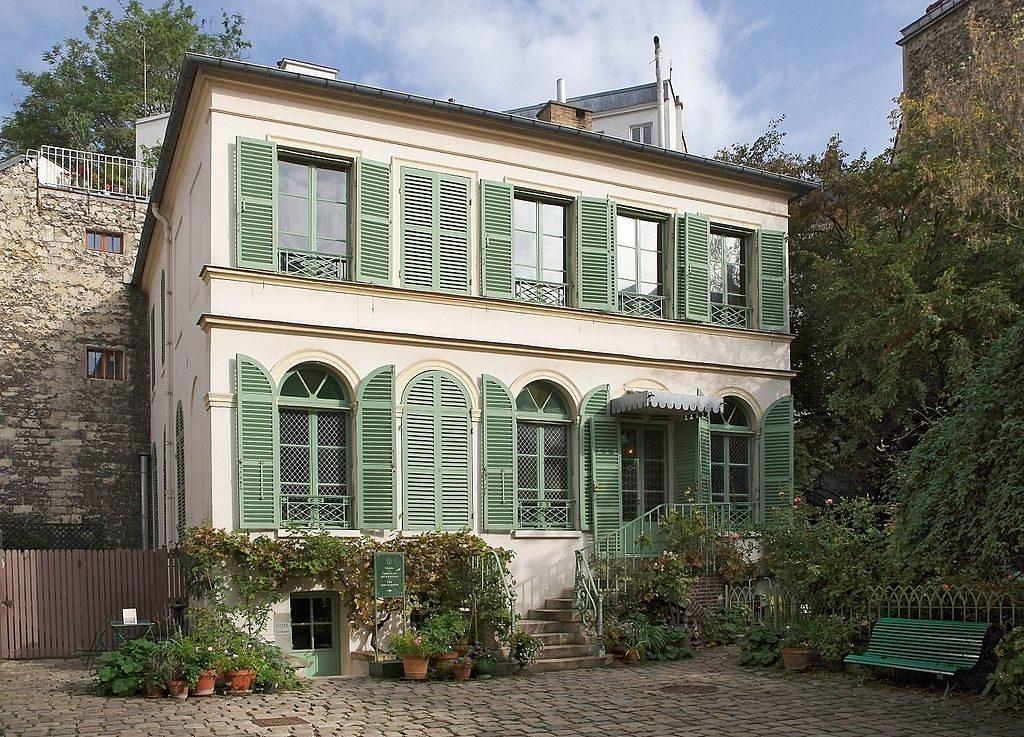 Musée de la Vie Romantique │© JLPC / Wikimedia Commons