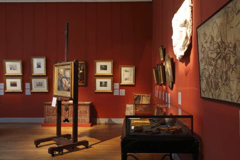 Musée Delacroix │© Gramille / Wikimedia Commons