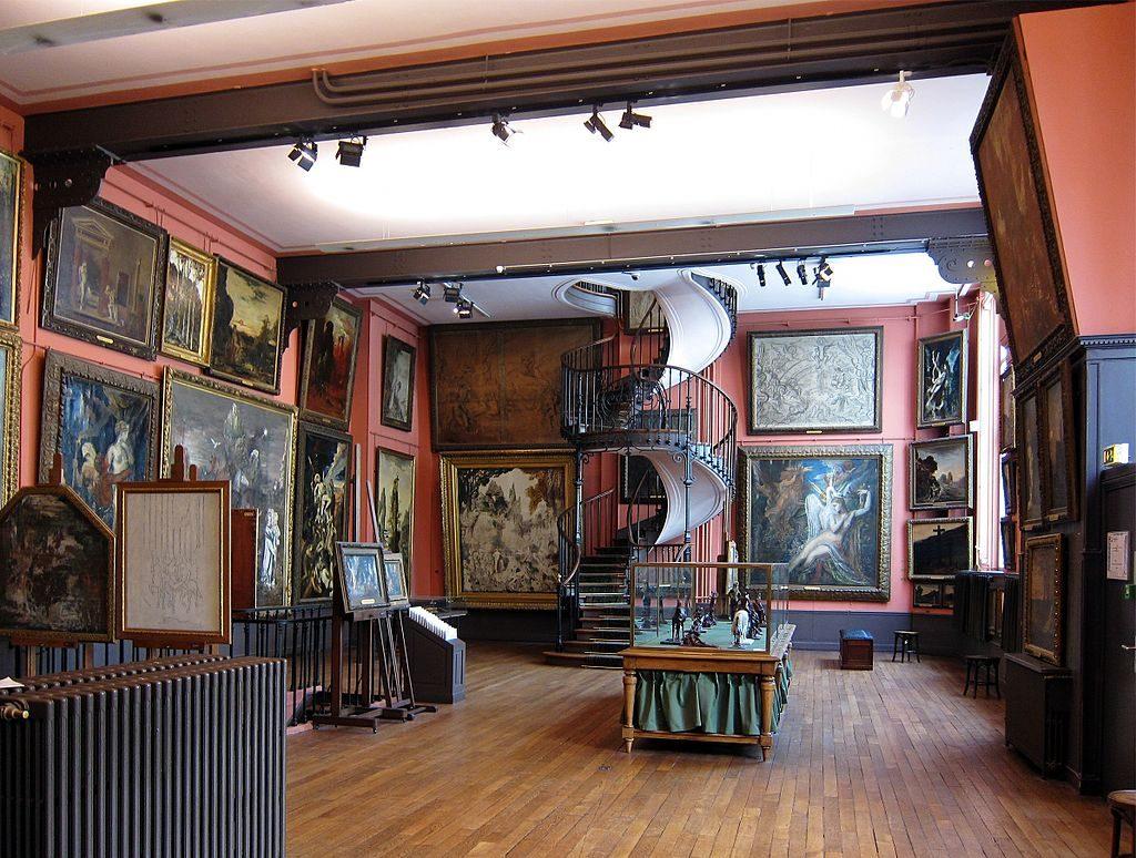 Musée Gustave Moreau │© Velvet / Wikimedia Commons
