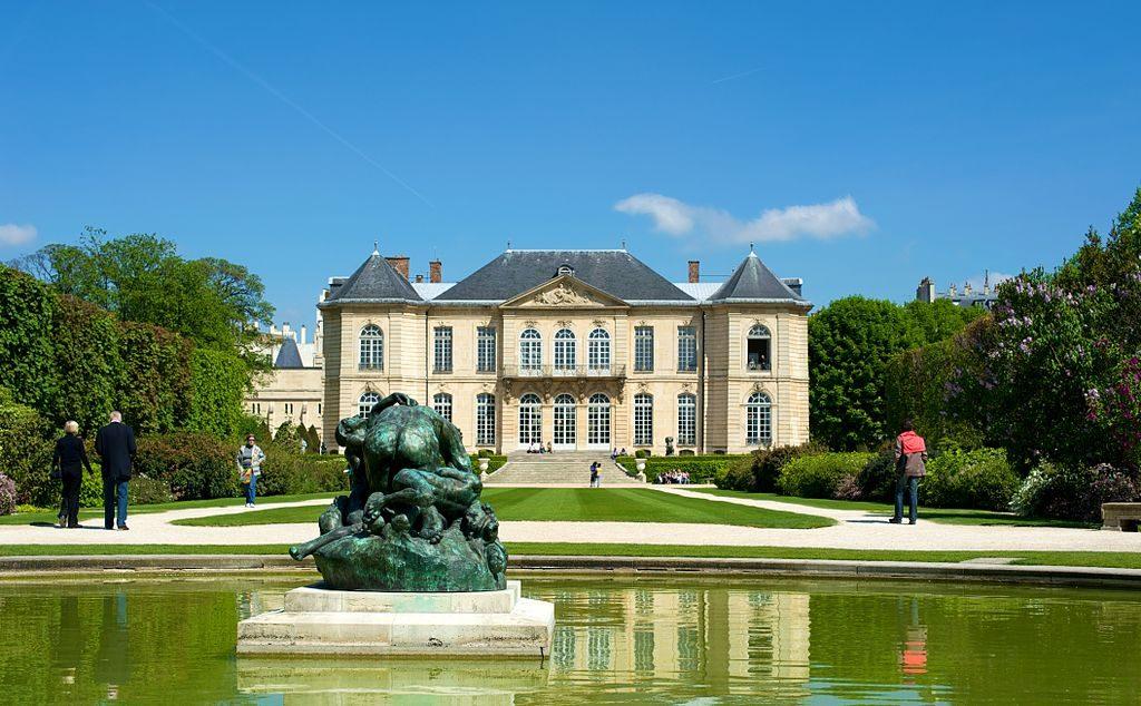 Musée Rodin │© Evocateur / Wikimedia Commons