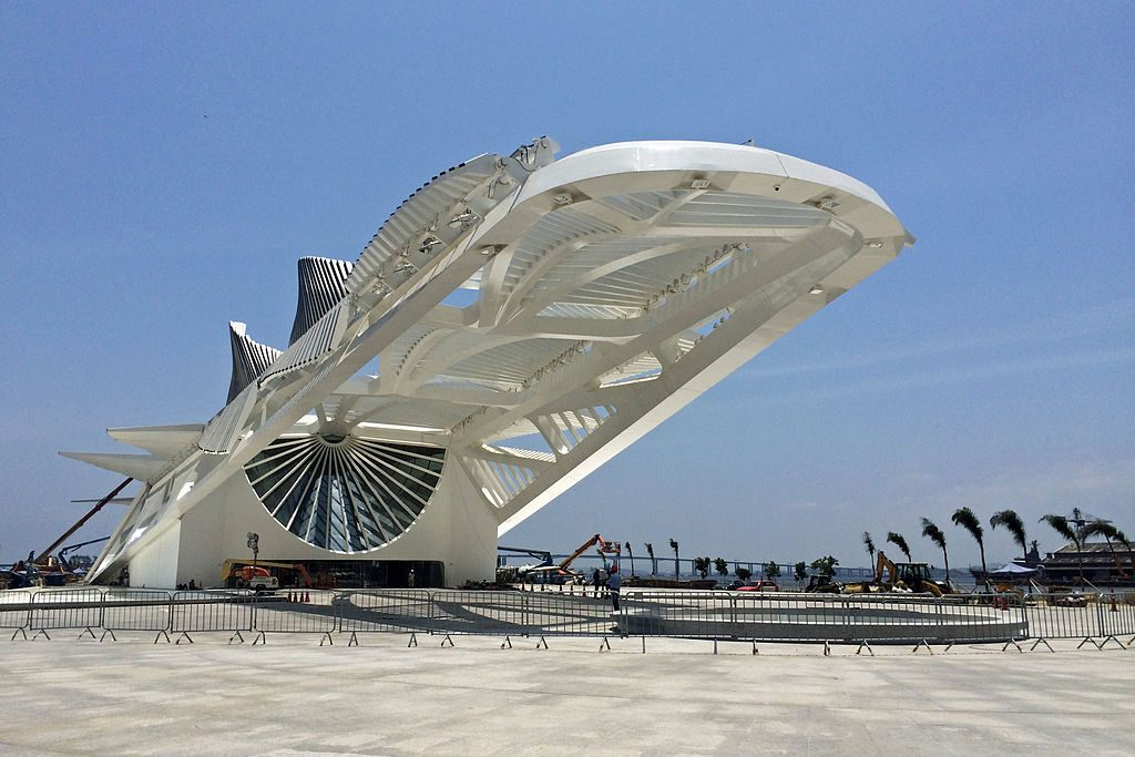Museum of Tomorrow   © Mariordo (Mario Roberto Duran Ortiz)/WikiCommons