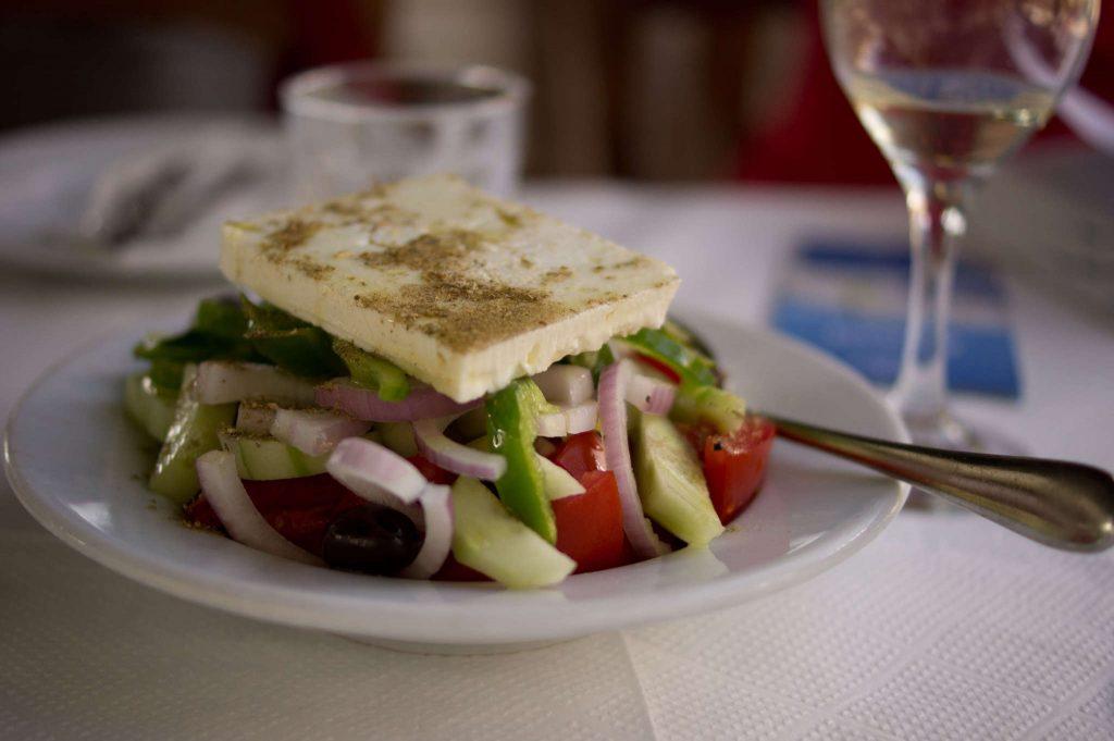 Nafplio food | © Arek Kwoska / Flickr