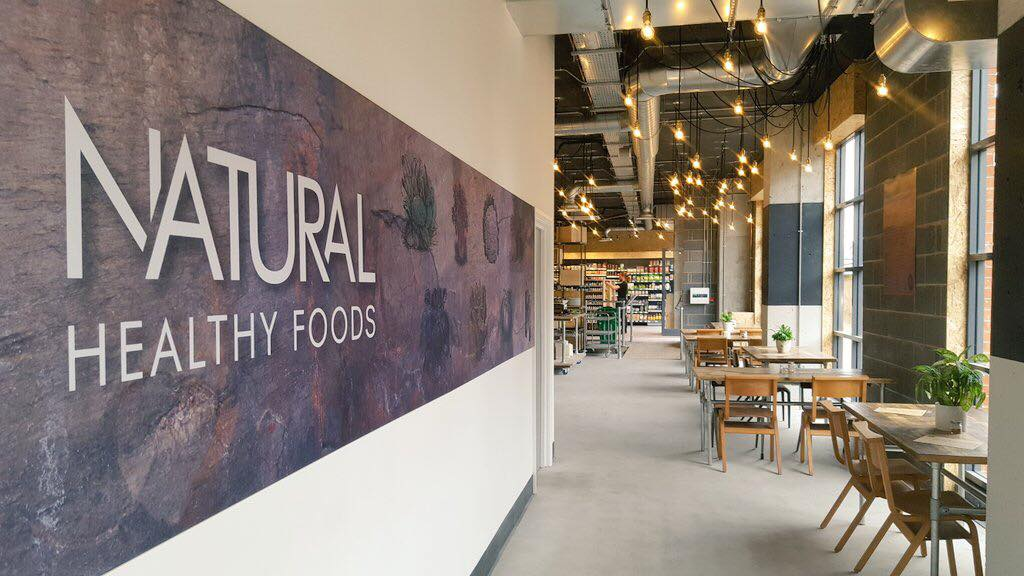 Natural Healthy Foods Suffolk Street