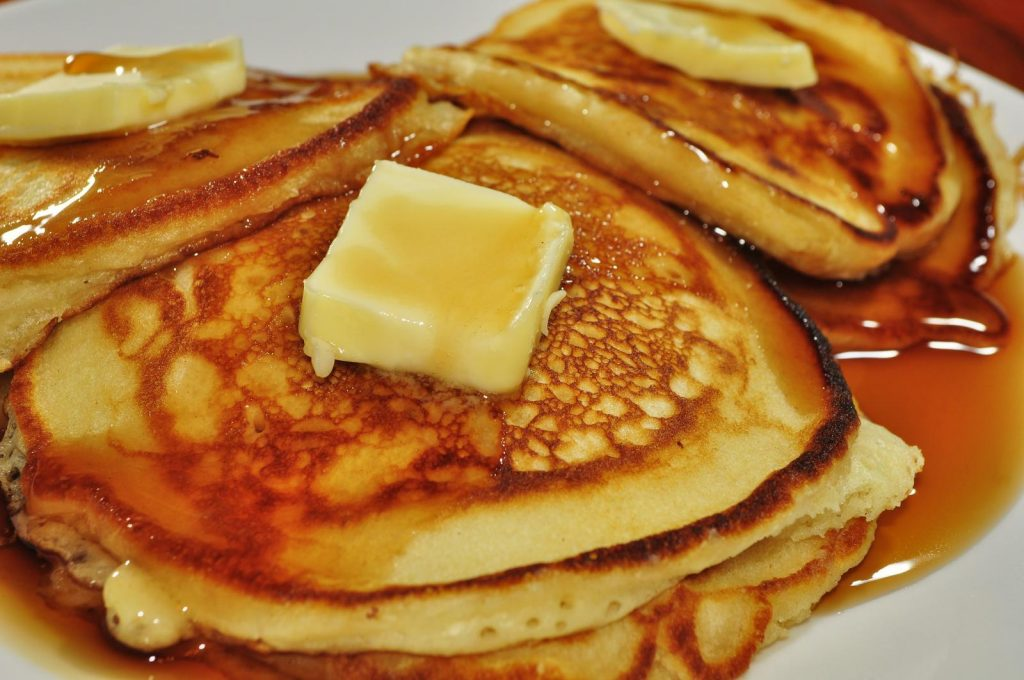 Pancakes | © jeffreyw / Flickr