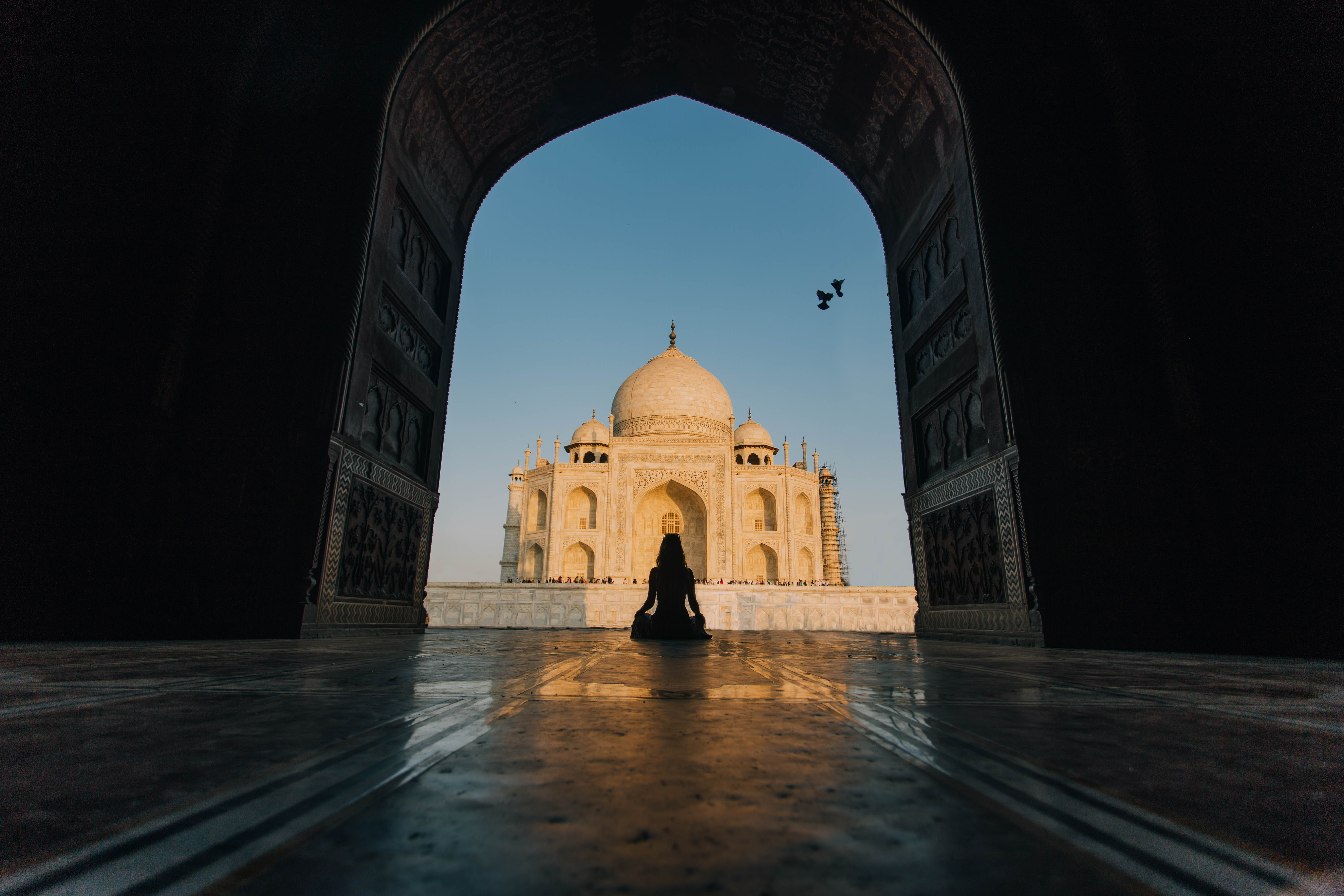 Taj Mahal, India | © Nicola Easterby