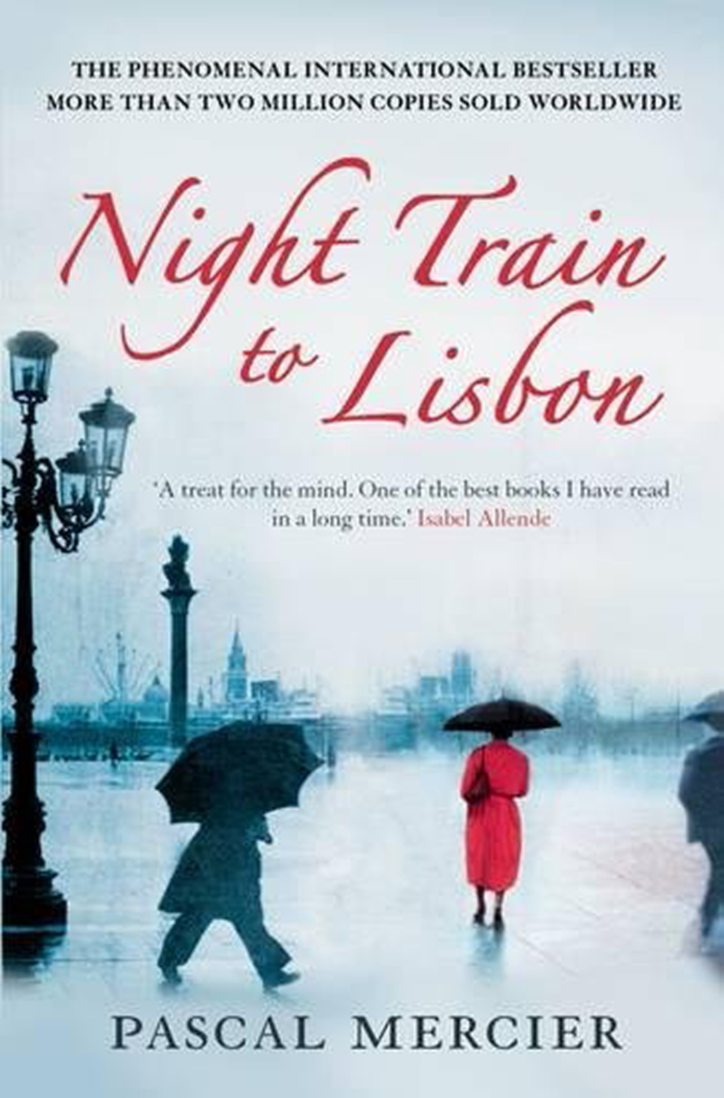 The Night Train to Lisbon by Pascal Mercier | © Atlantic Books