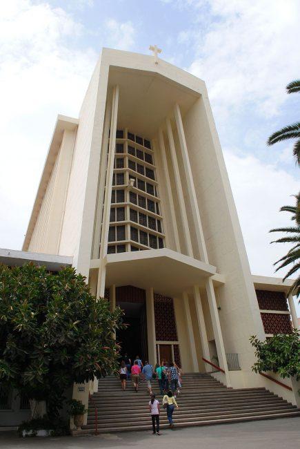 Casablanca church