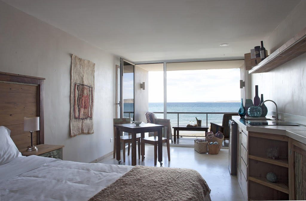 Beach-side condominium at Océano Patagonia: Wild Coast Residence | Courtesy of Océano Patagonia: Wild Coast Residence