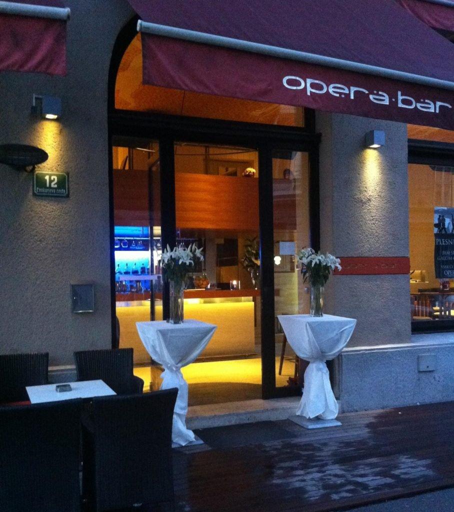 Gay Bar in Ljubljana Slovenia
