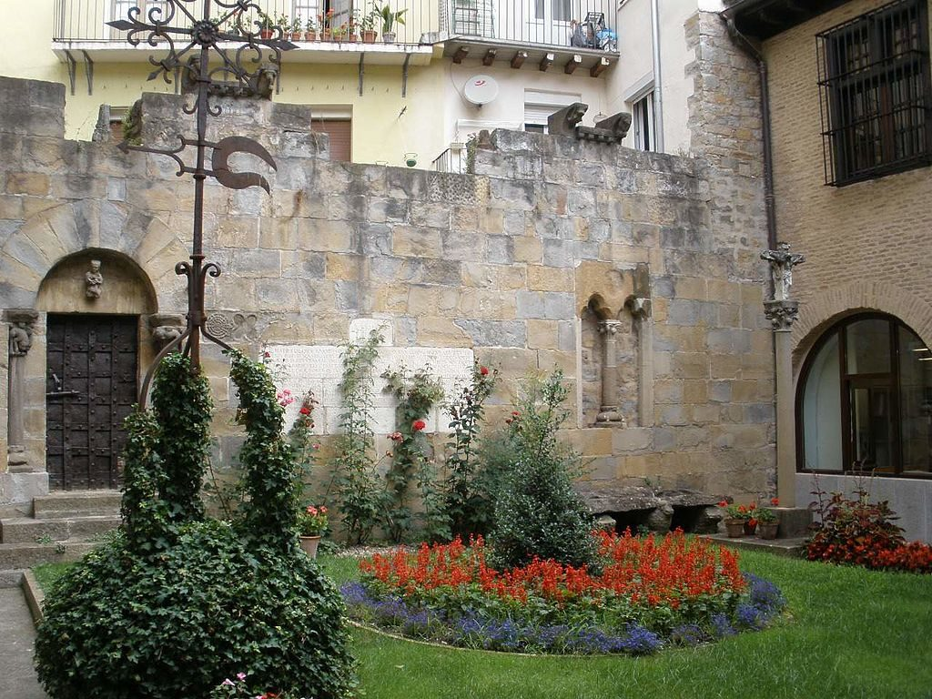 Cámara de Comptos de Navarra, Pamplona | © Zarateman / WikiCommons