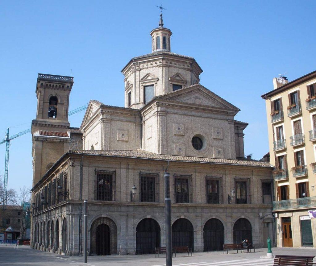 Iglesia de San Lorenzo, Pamplona | © Zarateman / WikiCommons