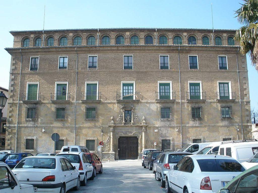 Palacio Arzobispal, Pamplona | © Zarateman / WikiCommons