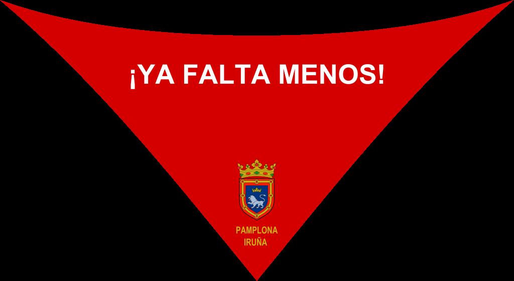 Pañuelo de San Fermin | ©Miguillen / Wikimedia Commons